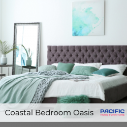 Coastal Bedroom Oasis